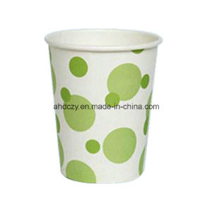 China Supply 9oz Disposable Beverage Paper Cup for Drink pictures & photos