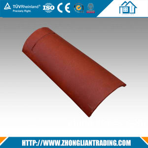 Hot Barrel Interlocking Roof Tile pictures & photos