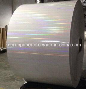 375g White Cardboard Light Laser Transparent Paper