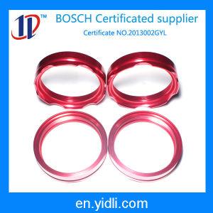 Aluminum Rings, Custom Colored Aluminum Ring