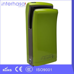 Ce RoHS Automatic Double Jet High-Speed Low Noise Strong Wind ABS Hand Dryer pictures & photos