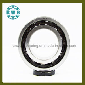 High Quality Automotive Wheel Double Row Angular Contact Bearings, Roller Bearings, Factory Production (5211)