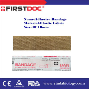 Medical Top OEM Quality Adhesive Bandage, 40*10mm pictures & photos