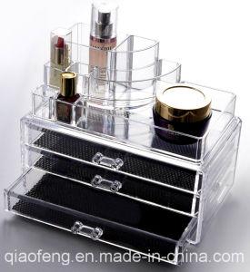 Acrylic Cosmetic Organizer Makeup Drawers Orgaization