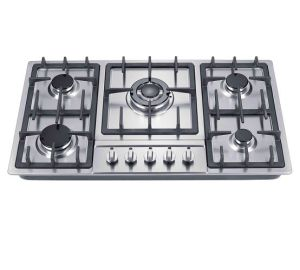 Built in Gas Hob 5 Burners Gas Cooker pictures & photos