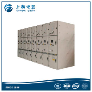 11kv 33kv Power Distribution Cabinet High Voltage Metal Clad Switchgear pictures & photos