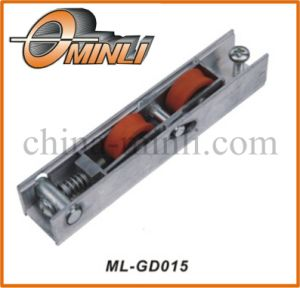 Aluminum Alloy Bracket Pulley for Slide (ML-GD015) pictures & photos
