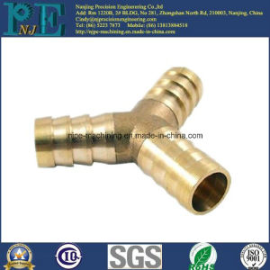 Custom CNC Machining Brass Forged Parts pictures & photos