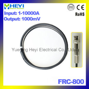 High Current Measurement (FRC-800) Flexible Rogowski Coil Sensor Range 1-10000A with BNC Connector pictures & photos