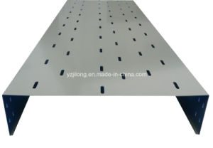 10 Years Warranty Professional Good Quality Galvanized Perforated Cable Tray pictures & photos
