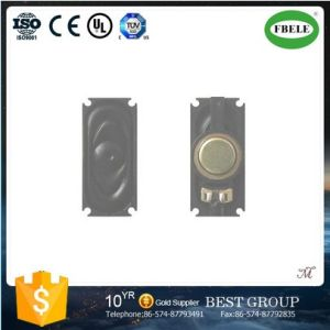 Fbs35s 8ohm Mini Square Personal TV Mylar Speakers (FBELE) pictures & photos
