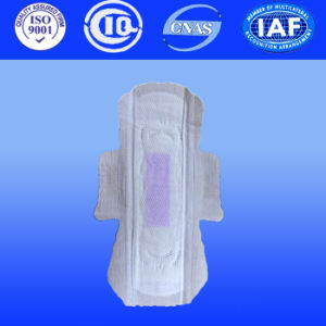 240mm Anion Ladies Sanitary Napkins for Women Sanitary Pad Manufacturer in China for Wholeales Products pictures & photos