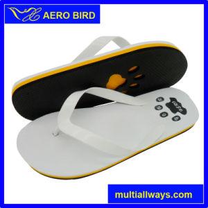 Animal Footprint EVA Sandal with PVC Strap (N1602-WHITE)
