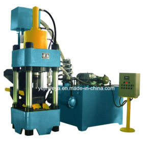 Steel Shavings Briquetting Press pictures & photos