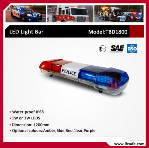 LED Emergency Warning Light Bar (TBD-1800) pictures & photos