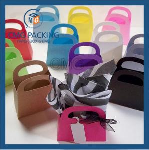Custom Printed Full Colors Printing Kraft Paper Bag pictures & photos