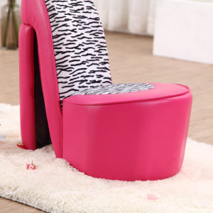 Kids High Heel Shoe Chair/ Children Furniture pictures & photos