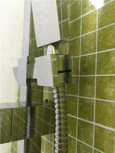 Solid Brass Sanitary Ware Square Bathroom Shower Mixer (ARF5081) pictures & photos