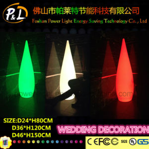 Morden Plastic LED Glow Lamp Wedding Decoration pictures & photos