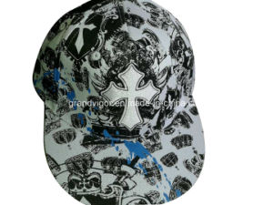 Sublimation Printing Snapback Hat with Customized Logo pictures & photos