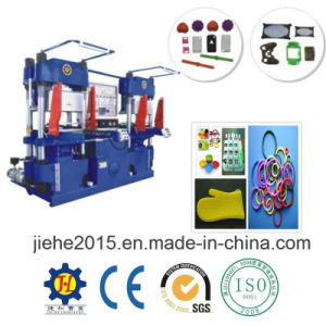 Electronic Industry Electric Buttons Rubber Making Machine pictures & photos