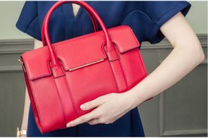 New Fashion Women Leather Hand Bag (M1201) pictures & photos