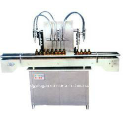 Automatic Volumetric Liquid Bottle Filling Machine pictures & photos
