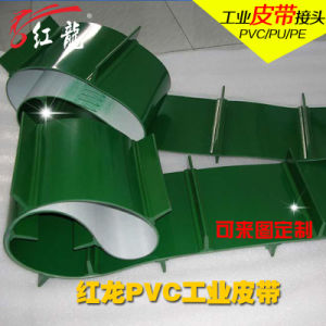 Manufacture of Cheap Custom Conveyor Belt for Food Transportation Industry pictures & photos