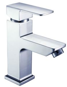 Sanitary Ware Chrome Plated Bathroom Basin Mixer (1092) pictures & photos