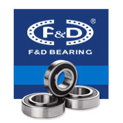F&D Agriculture Bearing 6316 2RS Radial Ball Bearings pictures & photos