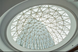 China Professional Design Architectural Mosque Dome Roof Skylight pictures & photos
