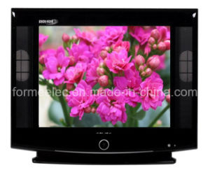 "19"" CRT TV 19PB Pure Flat TV pictures & photos"