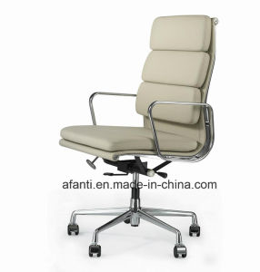 Eames Modern Lift Swivel Office Executive Manager Leather Chair (RFT-A01-2) pictures & photos