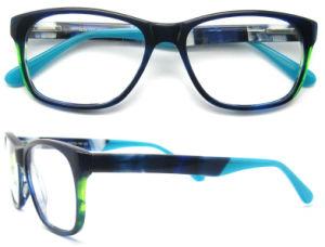 2016 Hot Sale Fashion Acetate Eyewear Handmade Acetate Eyeglass Frame Optical Frames Wholesale pictures & photos