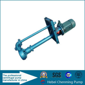 Yw High Pressure Centrifugal Horizontal Submersible Sewage Pump pictures & photos