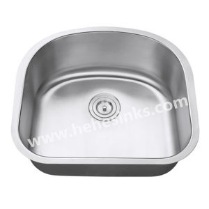 Single Bowl Kitchen Sink, Bar Sink, Stainless Steel Sink (6054) pictures & photos