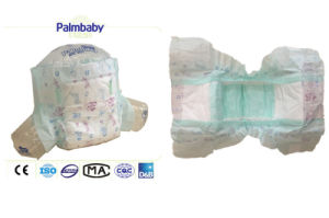 Fluff Pulp Baby Diaper pictures & photos