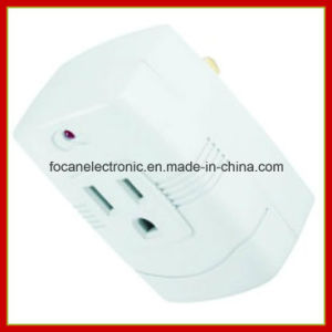 Surge Protected Grouning Adapter pictures & photos