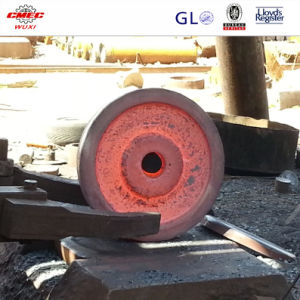 42CrMo4 Heat Treatment Alloy Steel Castings for Stacker Travelling Wheel pictures & photos