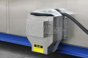4 Tons/Day Most Popular Ice Cube Machine with PLC Control System pictures & photos