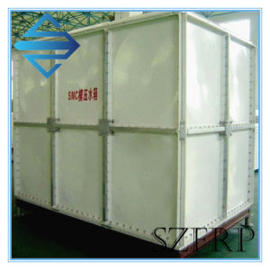 FRP Fire Water Storage Tank SMC Panel Tanks GRP Panel Water Tank Container pictures & photos