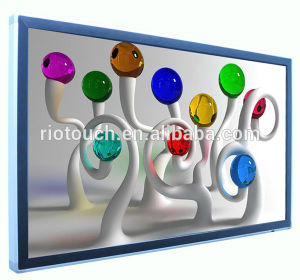 """55"""", 65"""", 70"""", 84"""" 10-Point Cheap Price OEM High Quality Infrared Monitor Touch Screen for Education"""