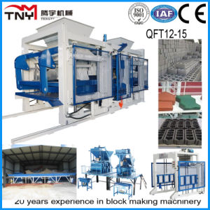 Tny1200 Automatic Block Machine pictures & photos