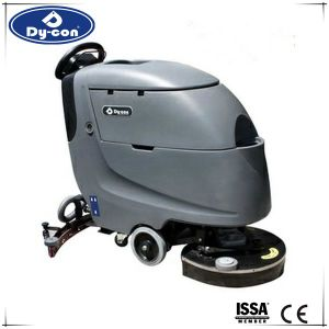 Automatic Workshop Heavy Duty Floor Cleaning Equipment For Hospital 004