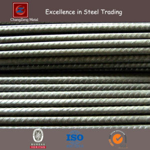 High Quality Reinforcing Deformed Rebars (CZ-R001) pictures & photos