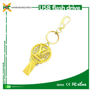 Custom Metal Car Key Shape USB Flash Drive pictures & photos