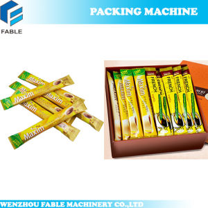 Ce Approved Sachet Packing Machine Powder Filling and Sealing Machine pictures & photos