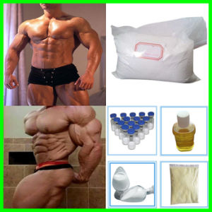 Assay 99.9% Pharmaceuticals Clomiphene Clomid Steroid Hormone pictures & photos