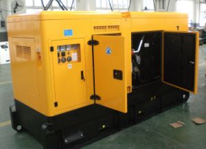 15kVA UK Diesel Generator Set with Perkins Engine pictures & photos