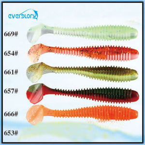 Popular and High Quality Copy Japanese Soft Lure (10.5CM/7.6g) Fishing Lure pictures & photos
